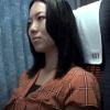【人妻湯恋旅行】気の強そうな巨乳人妻が露天風呂で性獣と化し男根にむしゃぶりつく