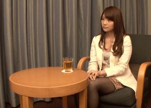 栗野葉子 四十路のぽっちゃり生保レディが痴女を活かした枕営業で中出し&契約を取る!