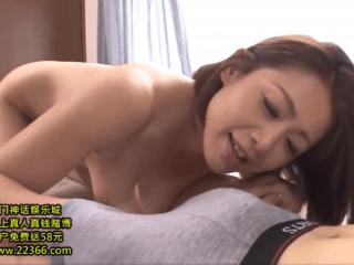 友田真希 寝てしまった綺麗でスタイル抜群の叔母にいたずら!襲われても抵抗せずにそのまま濃厚セックス