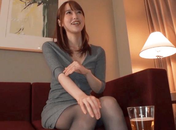 橋本真紀 奉仕してくれる優しい人妻!Fカップ巨乳の綺麗なおっぱいを揺らして最後は口内射精!