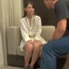 【人妻ナンパ】熟れたスレンダー貧乳を晒す50代のセレブ奥様!嬉しさと恥ずかしさで久しぶりのセックス!