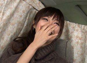 【人妻ナンパ】お札に弱い激カワGカップ爆乳奥様!スレンダー美乳を揺らし中出し絶頂!