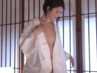 本当にあった心づくしの射精サービス!美人で上品すぎる37歳の温泉女将と中出しセックスができる温泉宿!