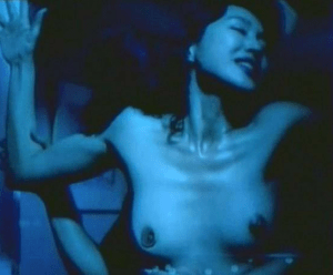 【芸能人】清野菜名  『日曜ドラマ・今日から俺は!!』のヒロイン役の乳首がエロ過ぎ!映画の濡れ場シーンでピンク乳首と貧乳を晒していた!
