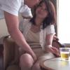 昼間から一人酒していた美人妻を口説いてホテルへ!色白肌にピンク乳首の奥さんが激エロカワ!