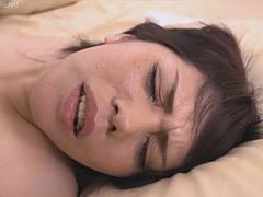 多賀よしの シックスナインからのフェラ奉仕で深く愛し合う母子SEX動画!
