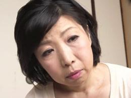 引きこもり息子を心配したら逆ギレして犯される五十路母! 倉田江里子