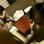 【個人撮影】温泉旅館で友達夫婦が嫁を交換してセックスを楽しんでいるヤバい映像!旦那以外のチンポを貪る淫乱熟女達!