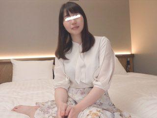 【個人撮影】普通で真面目な40代主婦が久々に味わう快感!美肌剛毛な素人妻がデカチ〇ポに子宮をつかれ完堕ち!