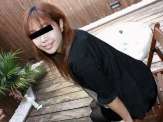 【素人×中出し】結婚3年目、倦怠期に突入した専業主婦(29歳)が旦那に内緒で無修正AVに出演!