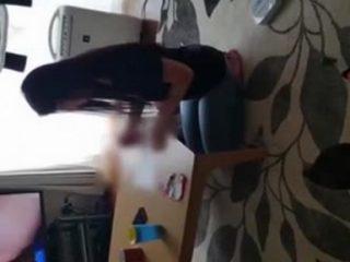 【投稿動画】長男を実家に預けて昼間から2人目の子作り!一般夫婦の生々しい性の営みの一部始終がこちら